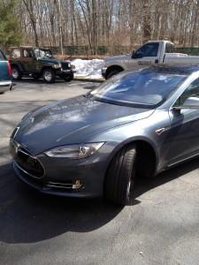 Tesla Detail